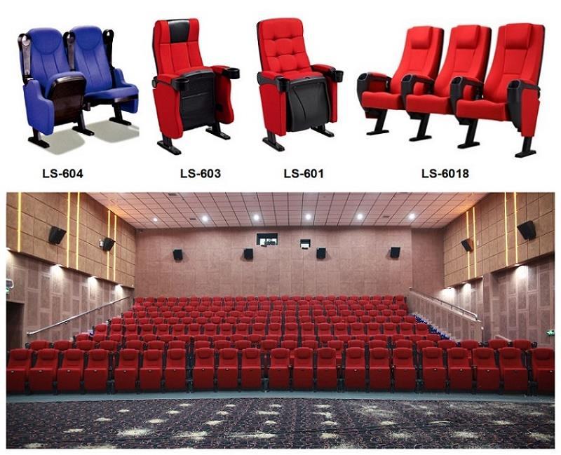 commercial cinema seats