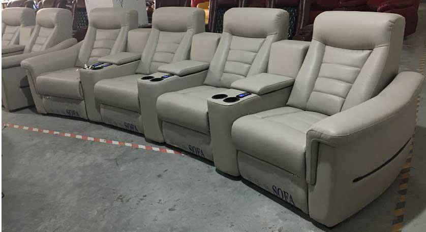 electric home theater chairs