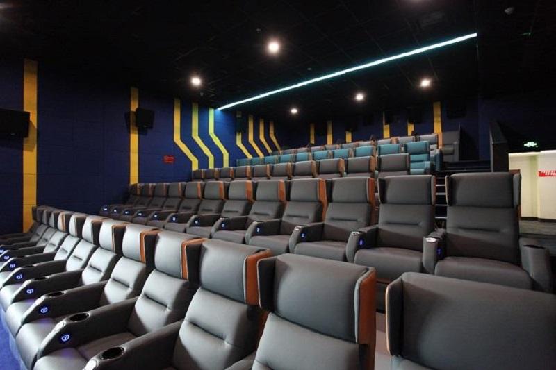 electric recliner cinema