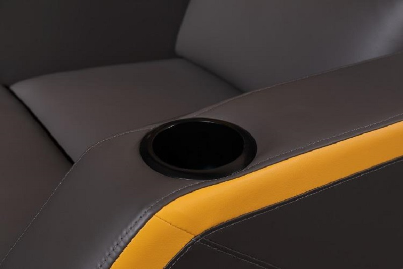 electric recliner cup holder