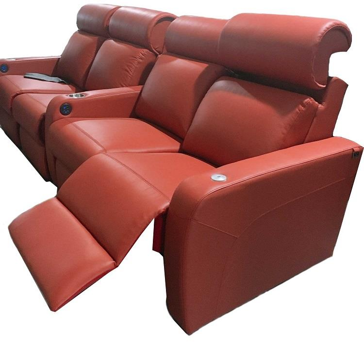home theater seats with adjustable headrest
