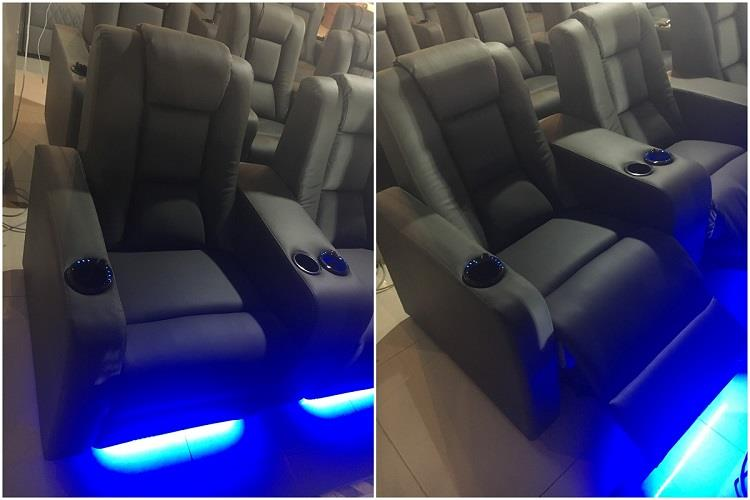 power recliner images