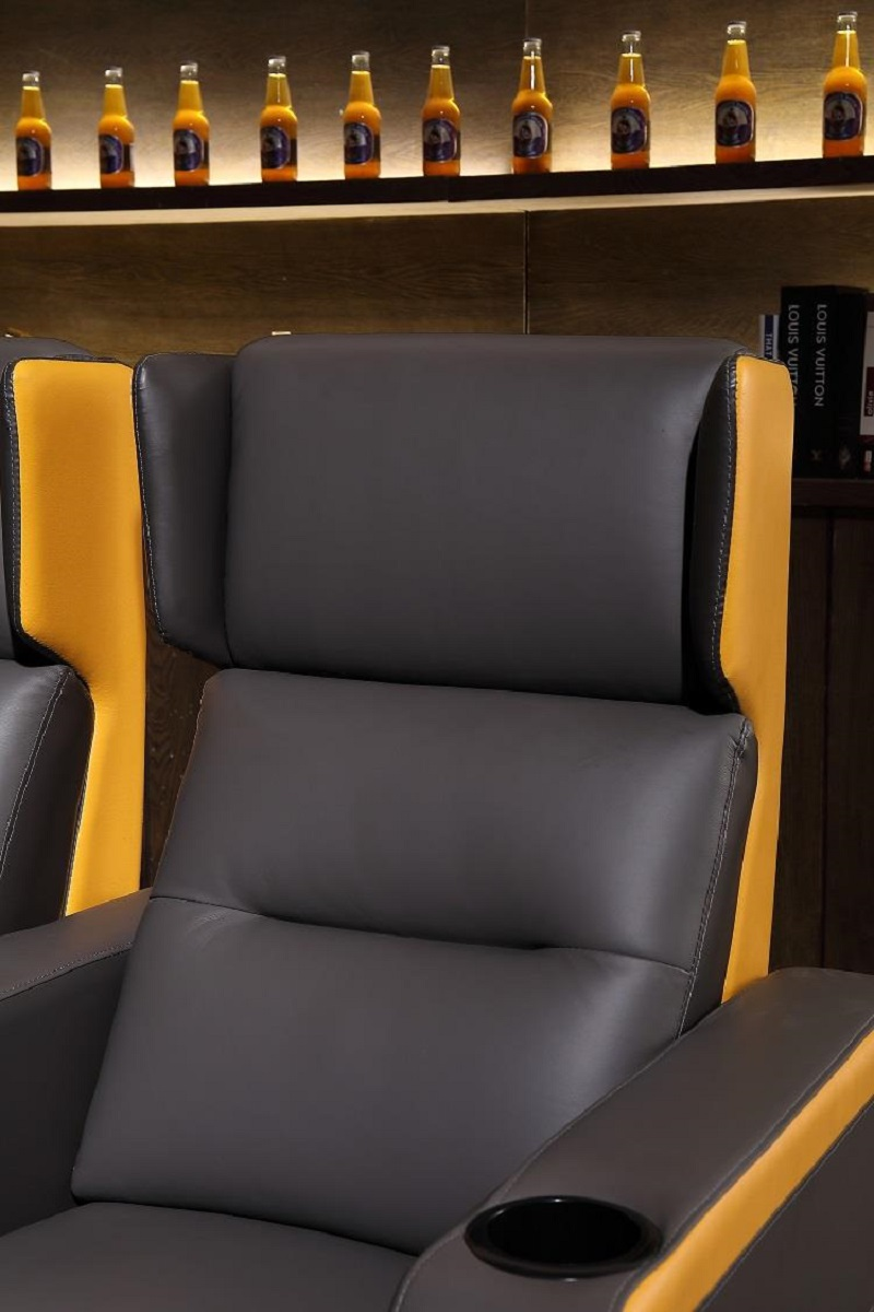 recliner chair backrest pattern