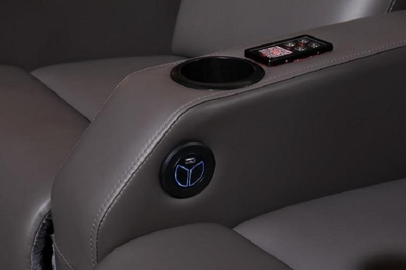 recliner chair button