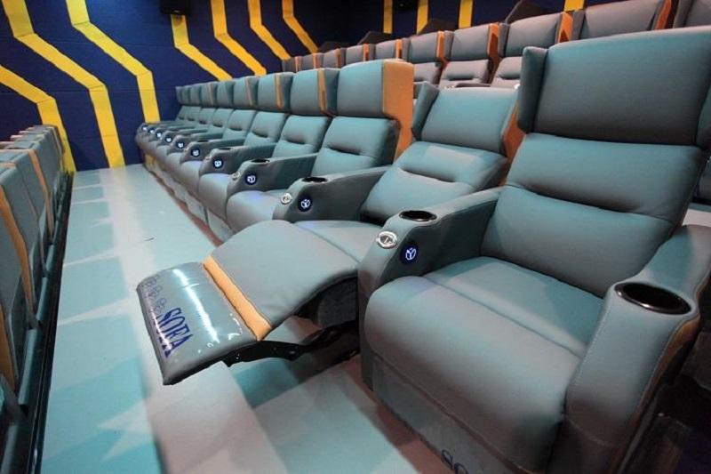 recliner chair cinema