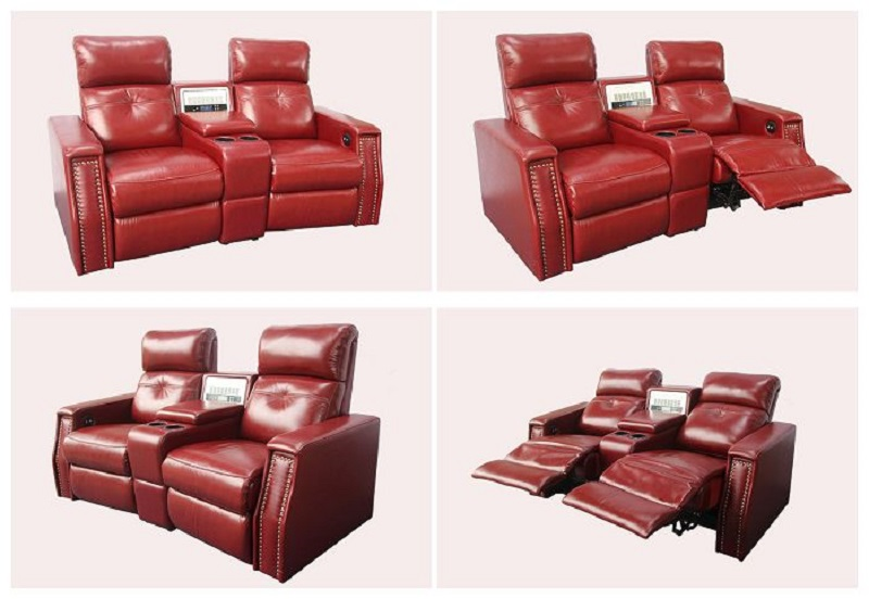 Power Theater Recliner For Home