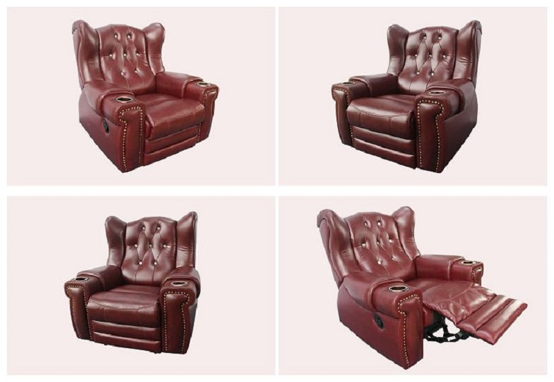 Leather Home Theater Seats