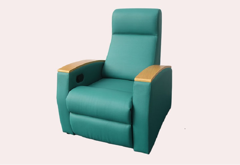 theater style couch