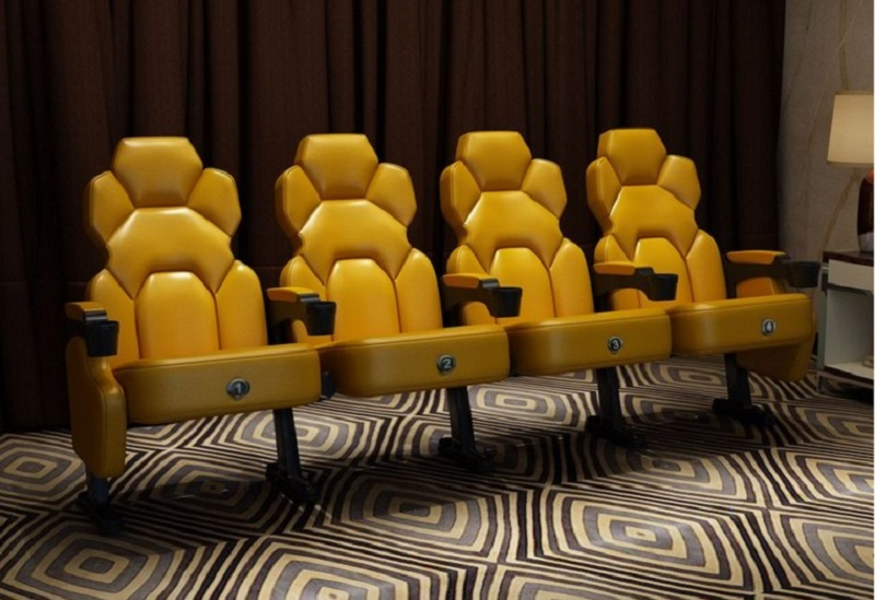 leather movie theater seats