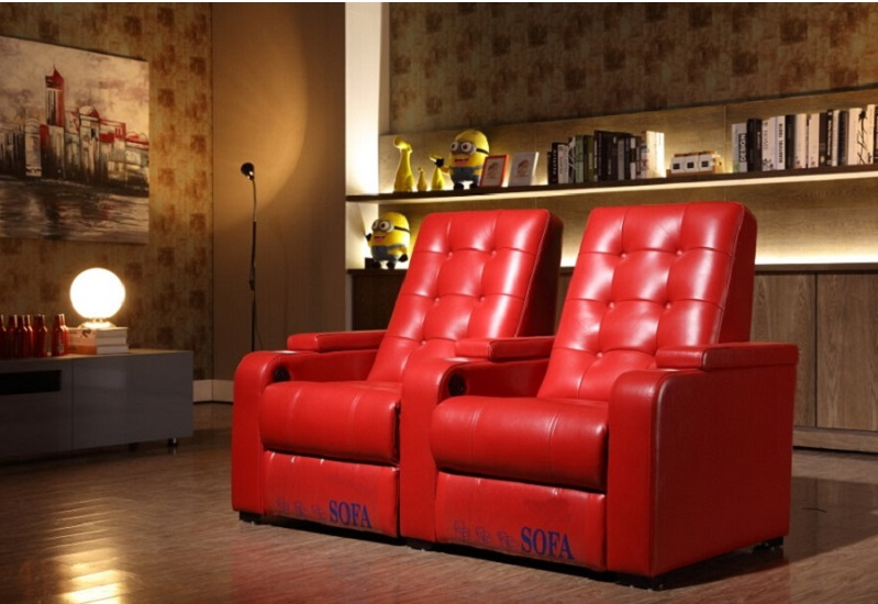 modern leather recliner sofa