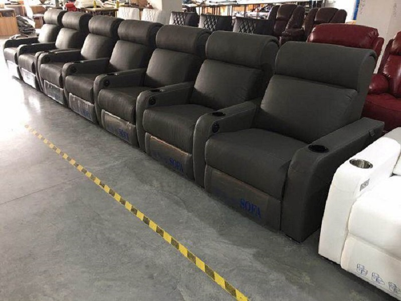movie theater couches