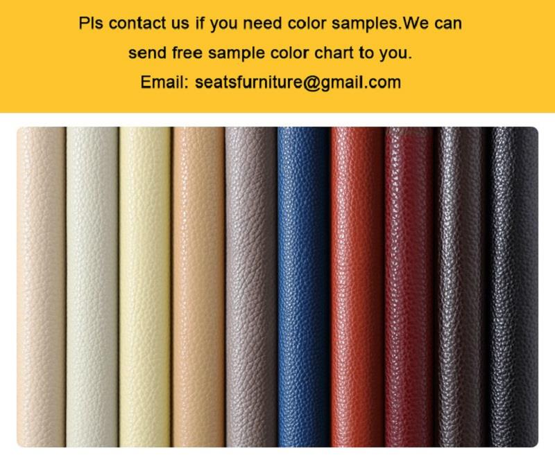 recliner chair leather color chart