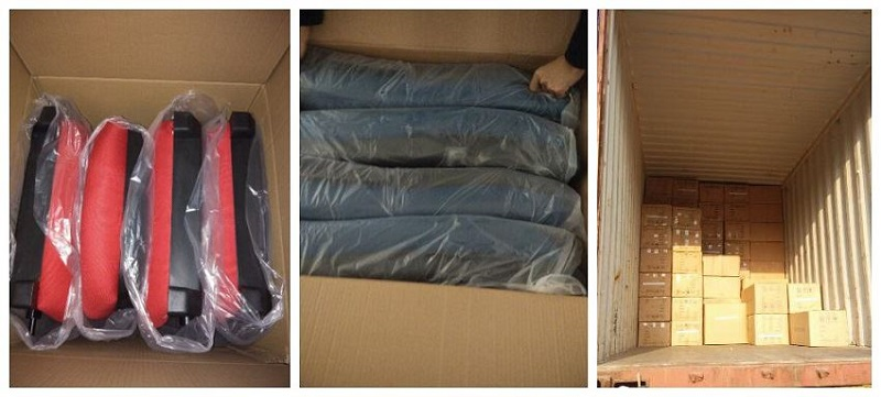 theater chair packing
