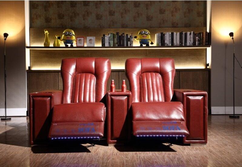 2 seater home cinema chairs