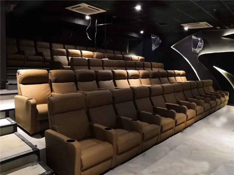 luxury theater seating image
