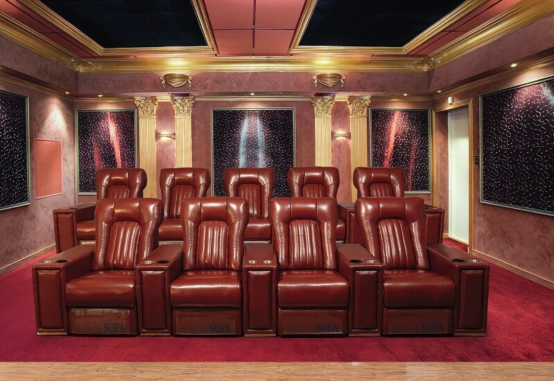 movie chairs for home theater