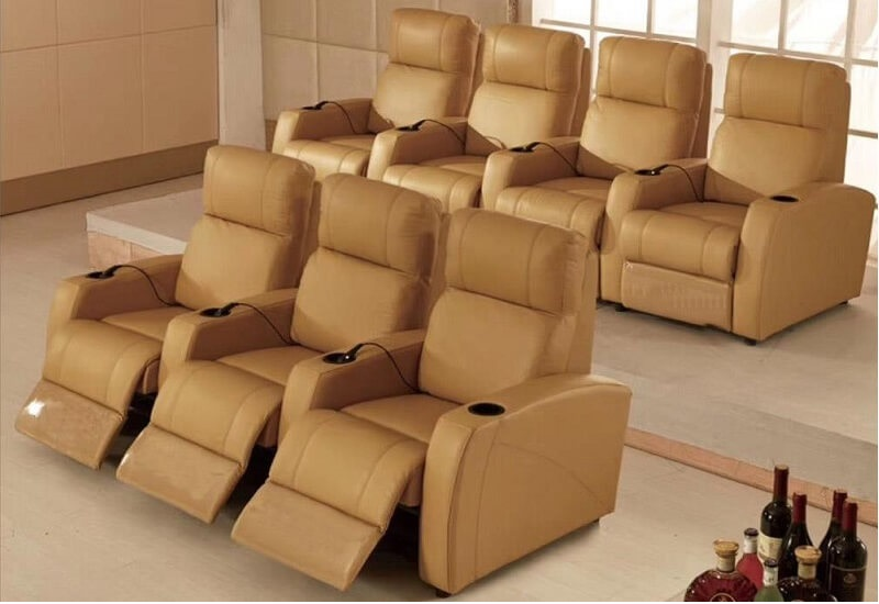 movie chairs for home
