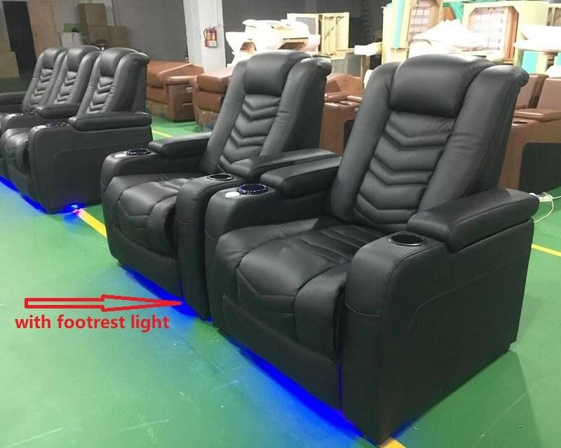 footrest light