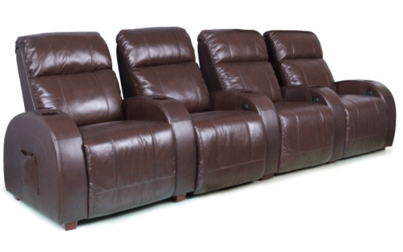 space saving home theater seating