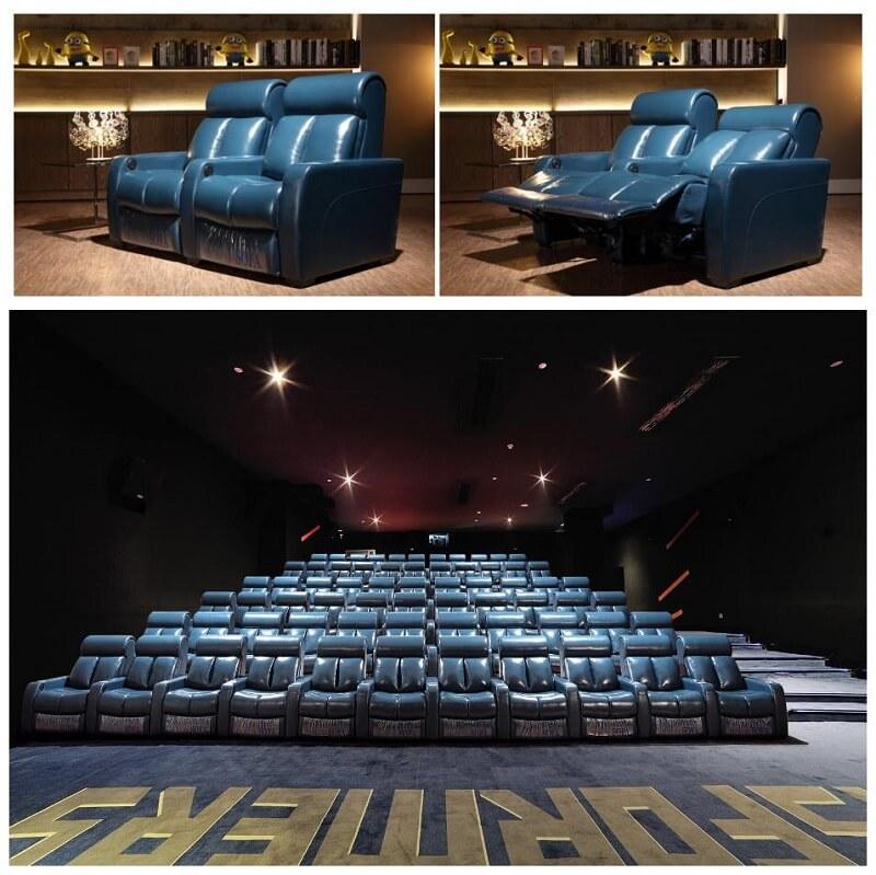 cinema recliners
