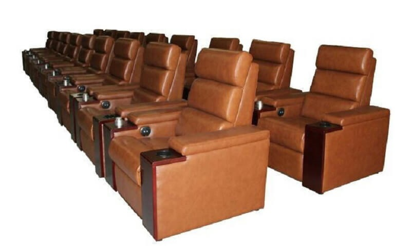 home theater armchairs