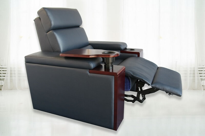 home theater couch