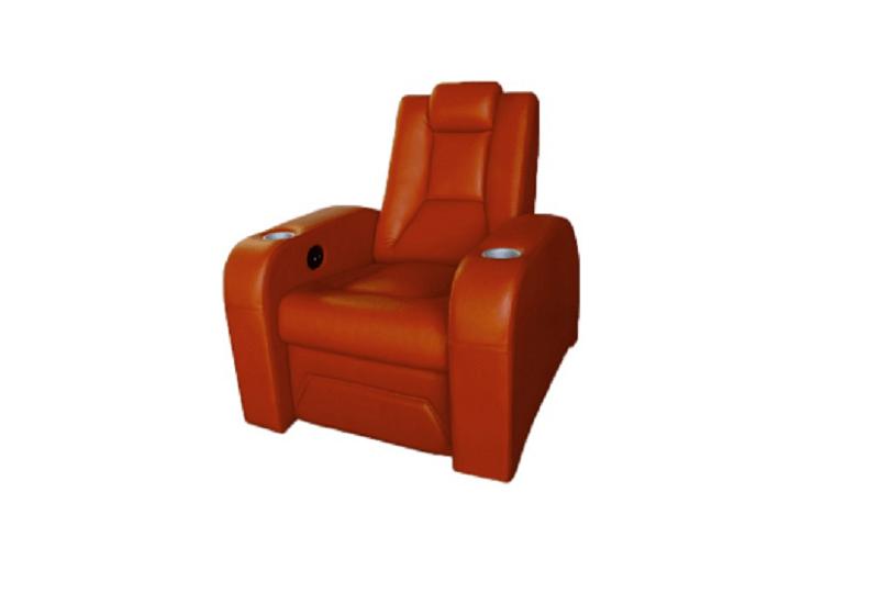 power headrest recliner chair