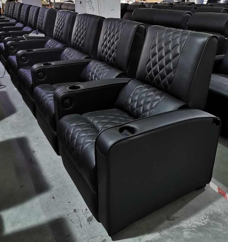 reclining theater seats