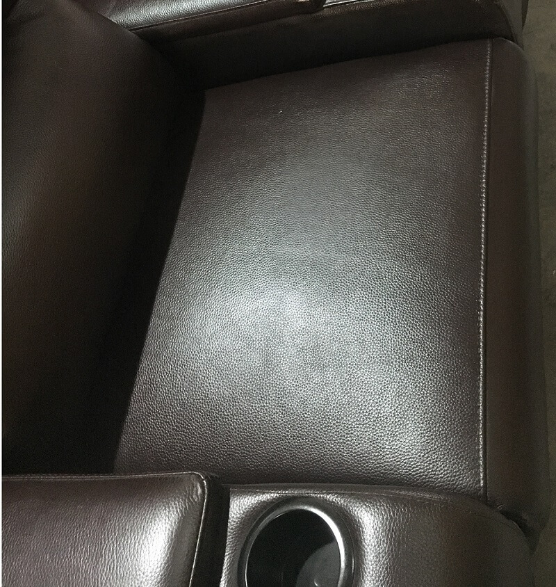 seat cushion of power recliner