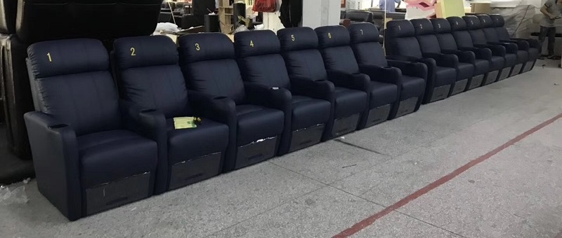 theater room couches