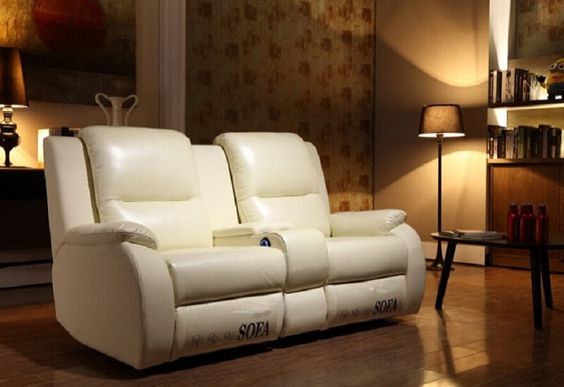 theater seating sofa