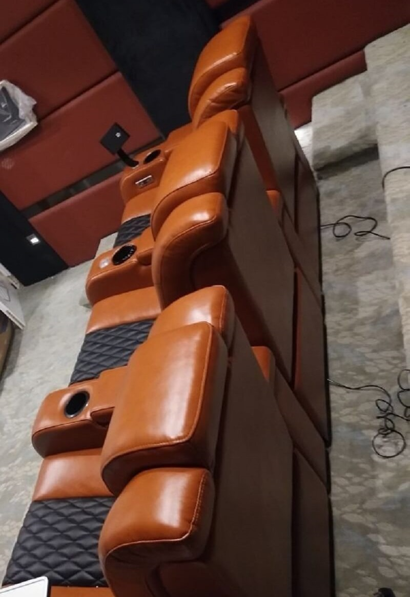 backside of electric recliner chairs