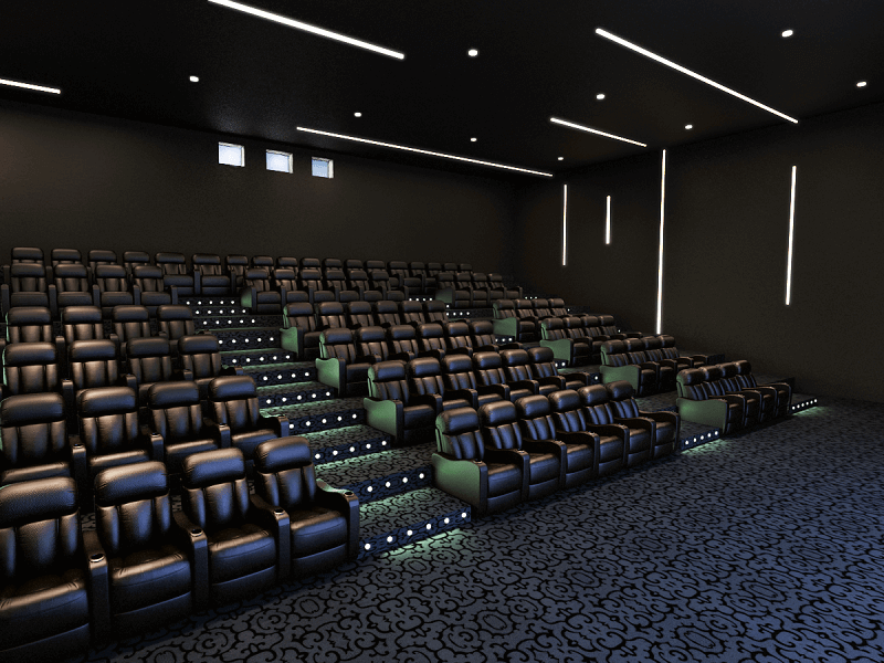 best theater chairs