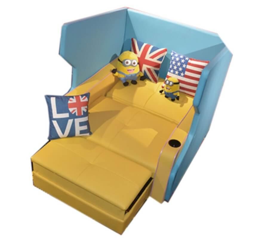 cinema beds