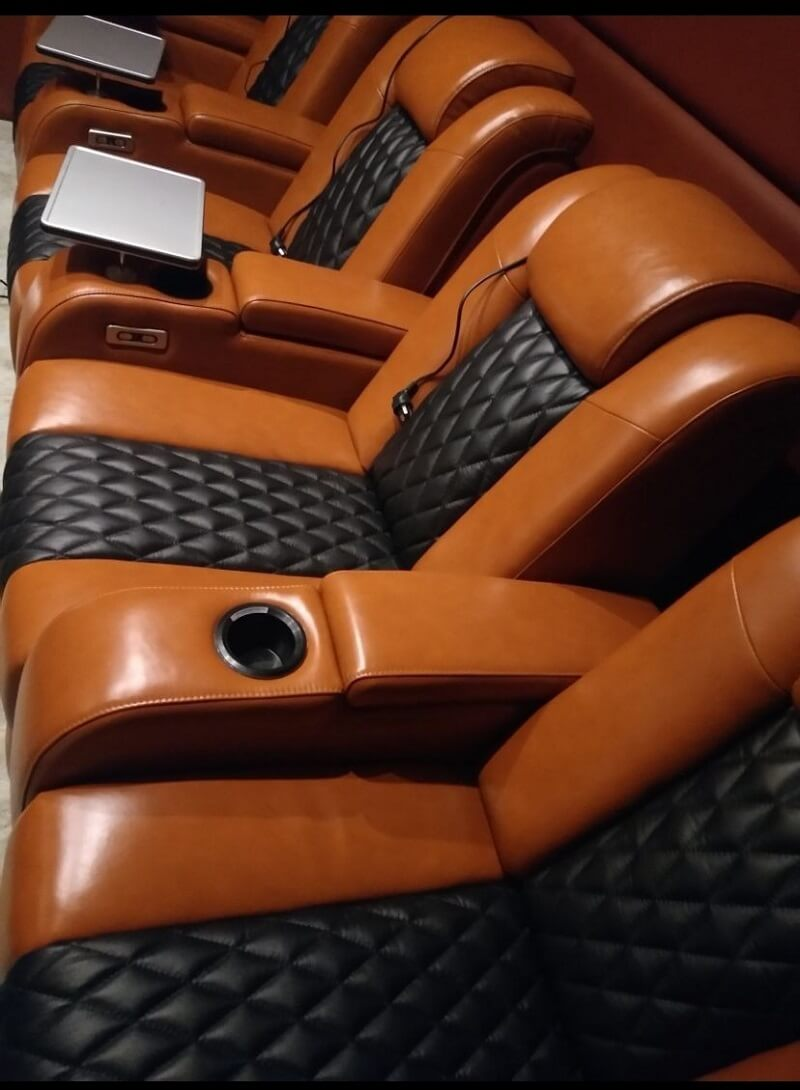 electric recliner seats for sale