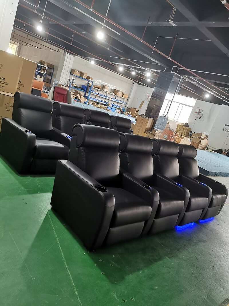 electric reclining theater chairs