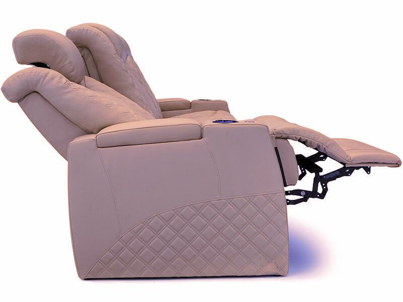 genuine leather theater chairs