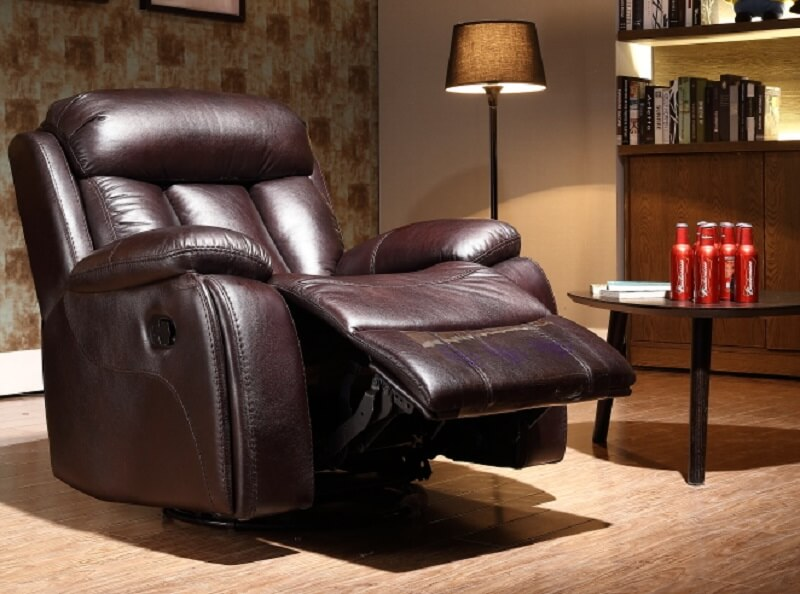 home theater manual recliner