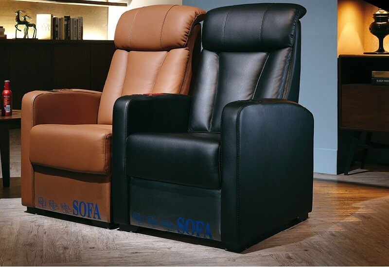 movie theater couches for sale