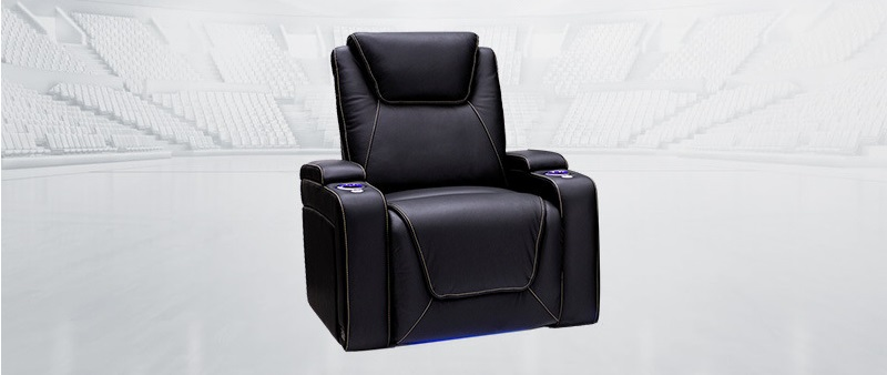 single theater chair