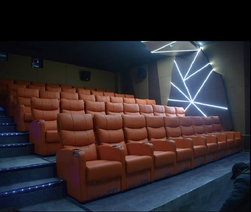 theater reclining chairs