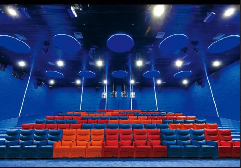 theater reclining seat