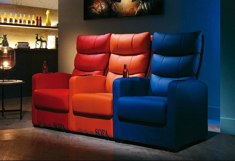 theater reclining seats
