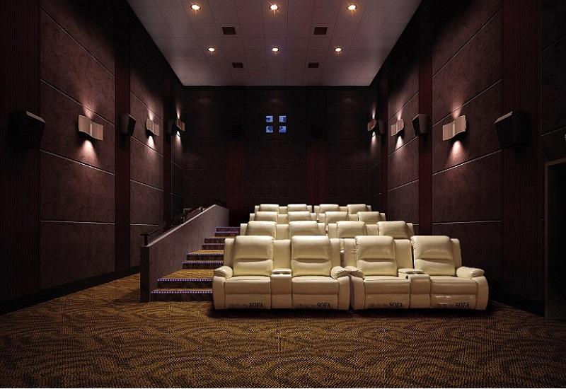 theater sofa seating