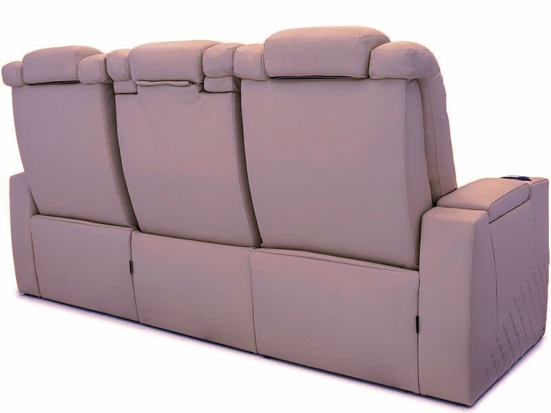 top grain leather theater seats