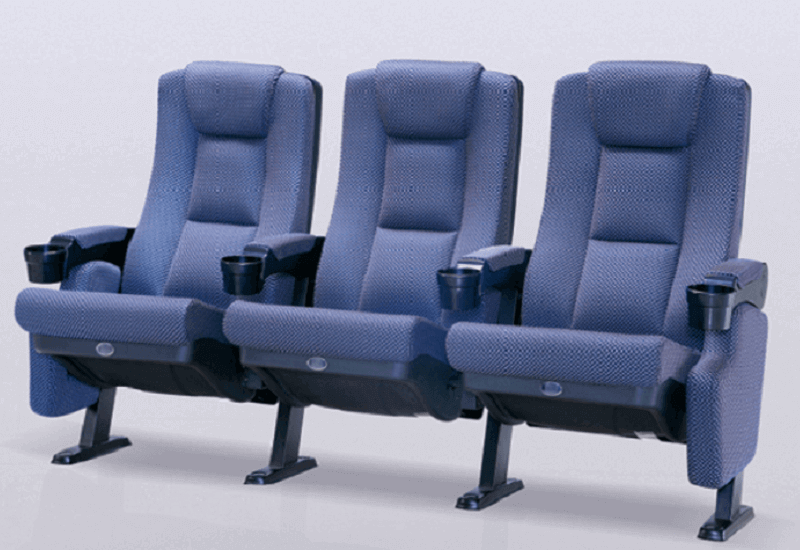 Leather Theater Chairs