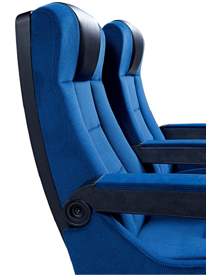 blue cinema chairs for sale
