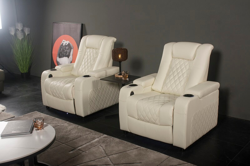 electric reclining theater chair