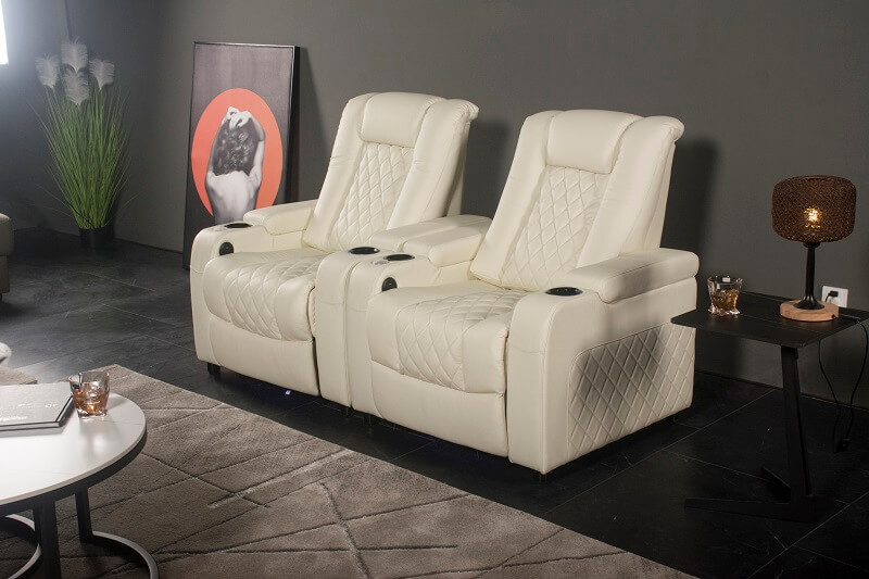 electric reclining theatre chair
