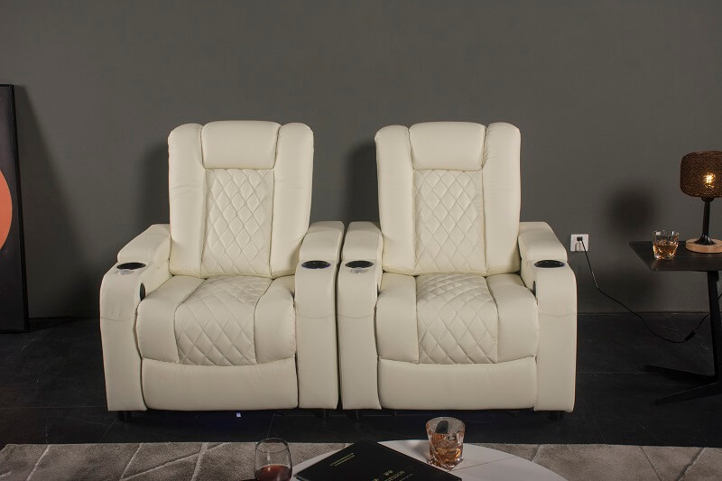 electric reclining theatre seats